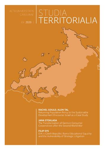 AUC ST 1/2020 cover