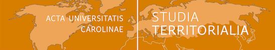AUC Studia Territorialia logo